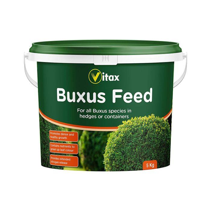 Vitax Buxus Feed 5 Kg Tub