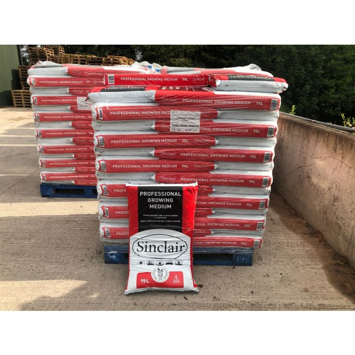 Sinclair Professional Growing Medium 75 Litre